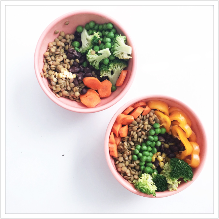 Earth bowl- vegan dinner